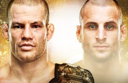 Strikeforce: Marquardt vs. Saffiedine Weigh-In Results