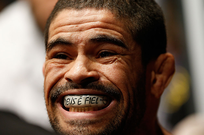 Toquinho Foto:Josh Hedges/Zuffa LCC via Getty Images