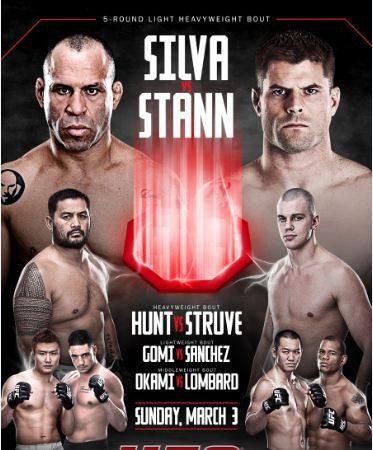 UFC Japão: Cristiano Marcello prepara outra finalização, agora longe do vestiário
