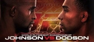 'UFC on FOX 6: Johnson vs. Dodson' Full Weigh-In Results