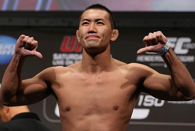 Yushin Okami e Hector Lombard confirmados no UFC Japão