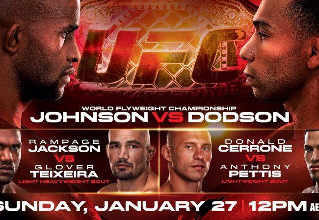 Jungle Fight, UFC on Fox 6 e Web Fight no final de semana do Combate. Foto: UFC/Divulgação