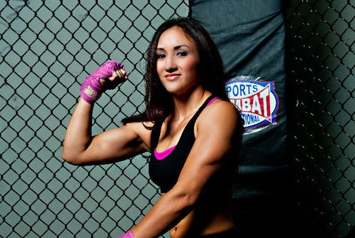 Carla Esparza crowned UFC Strawweight champion after RNC win over Rose Namajunas