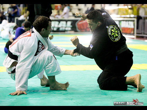 Are You Over 30? Jiu-Jitsu's the Right Place for You