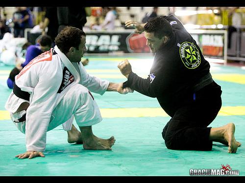 Você tem mais de 30 anos? O Jiu-Jitsu é o lugar certo para você