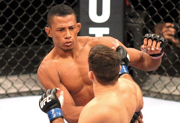 Following UFC on FX 7, Managers for Alcantara and Nobre Trade Verbal Jabs