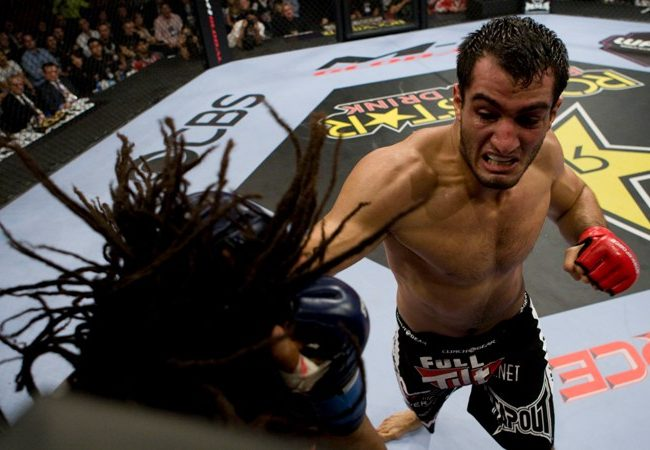 Gegard Mousasi continues campaign for fight with Vitor Belfort