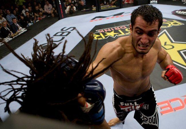 """Alexander Gustafsson pronto para receber o """"faminto"""" Gegard Mousasi no UFC"""