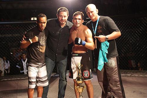 Pedro Nobre encara Iuri Marajó no UFC São Paulo