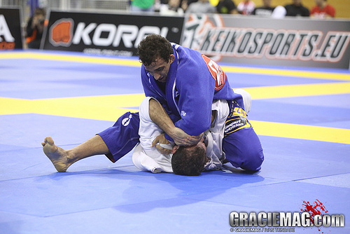 Rômulo Explains Absence in Absolute and Teaches Gold Medal-Winning Lesson
