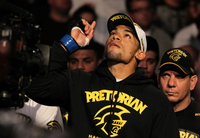 Ronny Markes Wants to Show Evolution at UFC on FX 7