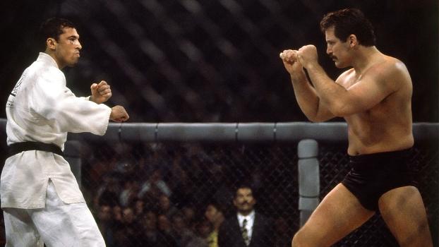 Vídeo: Royce Gracie relembra e comenta os 20 anos do Jiu-Jitsu no UFC