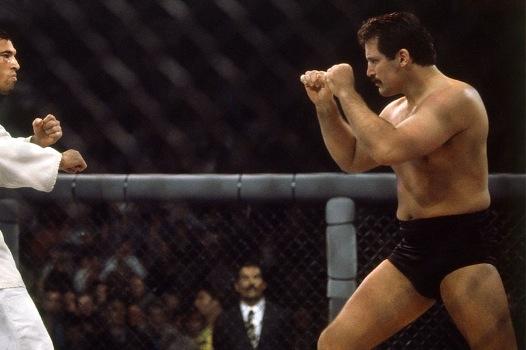 Lenda do UFC, Dan Severn se aposenta com 101 vitórias
