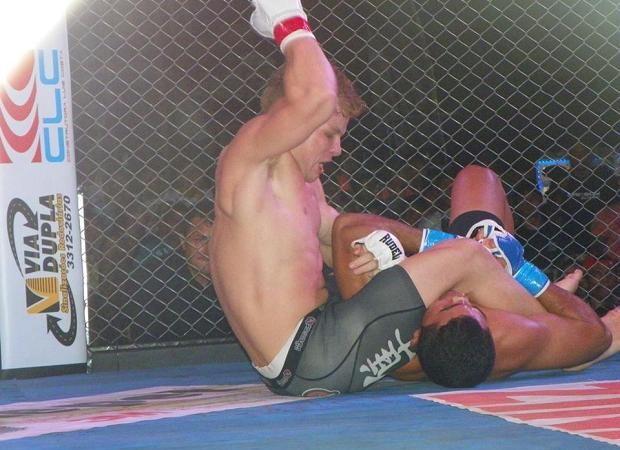Jiu-Jitsu decide lutas no Arena Fight 5, em Tibau