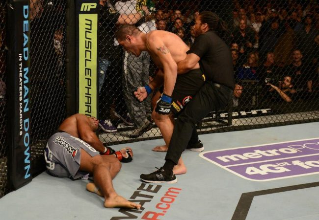 UFC Title or Not, Antonio Silva Wants Cain Velasquez Rematch