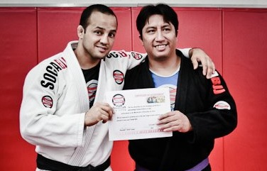 GMA Soca BJJ opens new affiliate academy in Syosset, N.Y.