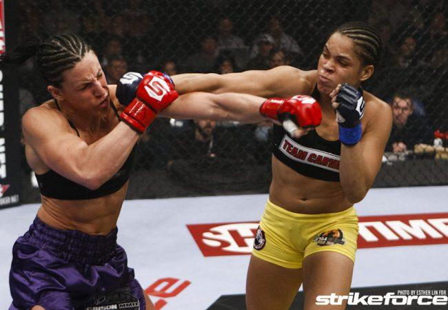 Vídeo: Veja a primeira brasileira do UFC finalizando