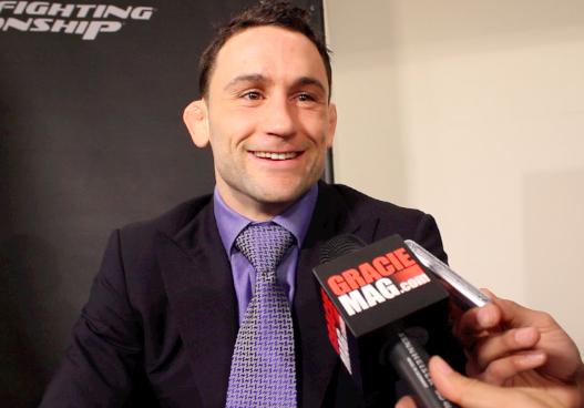 UFC 156 VIDEO: Frankie Edgar a 'Cute As a Button' Underdog?
