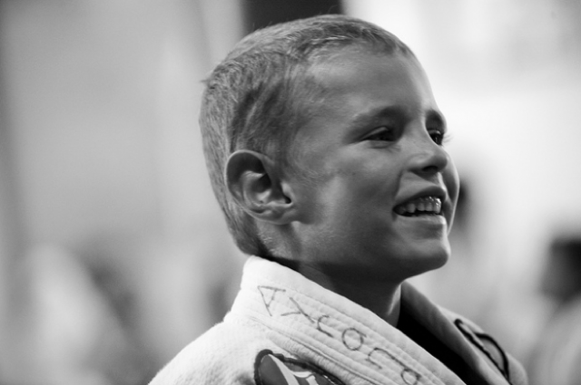 Is Your Kid 4 Years Old? Sign Him Up for Jiu-Jitsu!