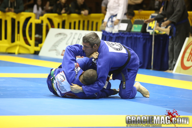Nino Schembri receives fifth degree from Gordo; watch one of his greatest moments in Jiu-Jitsu