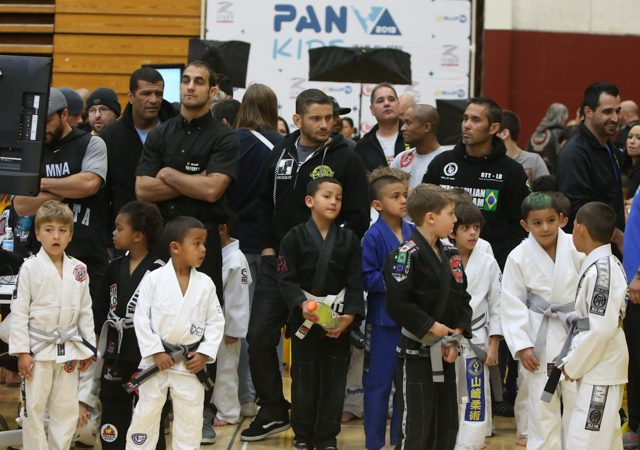 Pan Kids: schedule, brackets released for Sunday of BJJ in Long Beach