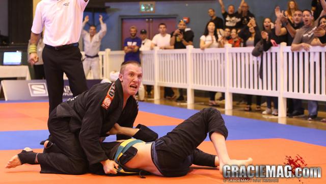 Na Califórnia, duelo da nova geração do Jiu-Jitsu tem virada nos últimos segundos