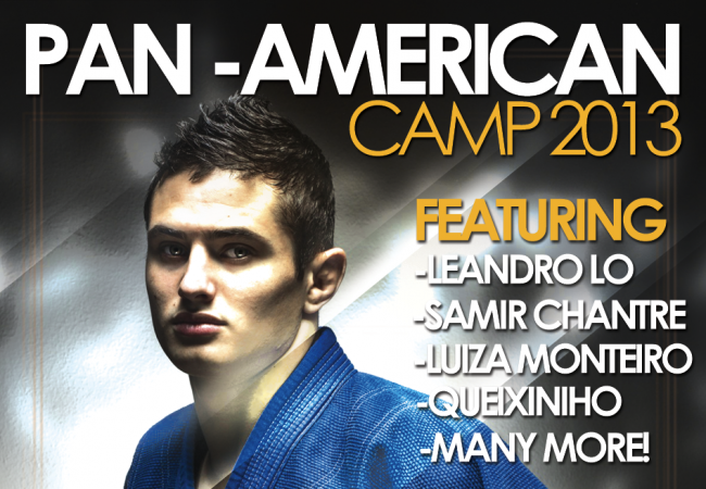 Caio Terra's Pan Am Camp Set for March!