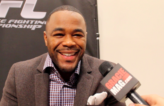UFC 156 Video: Rashad Evans Has 'Jiu-Jitz' Rogerio Nogueira Hasn't Seen