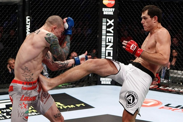 UFC-Bound Roger Gracie Nearly Slipped Off Strikeforce Finale