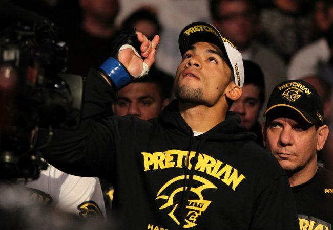 Vídeo: A vitória do ex-UFC Ronny Markes em sua estreia no WSOF