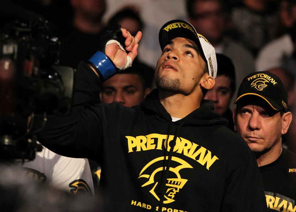 UFC On FUEL TV: Simpson v Markes
