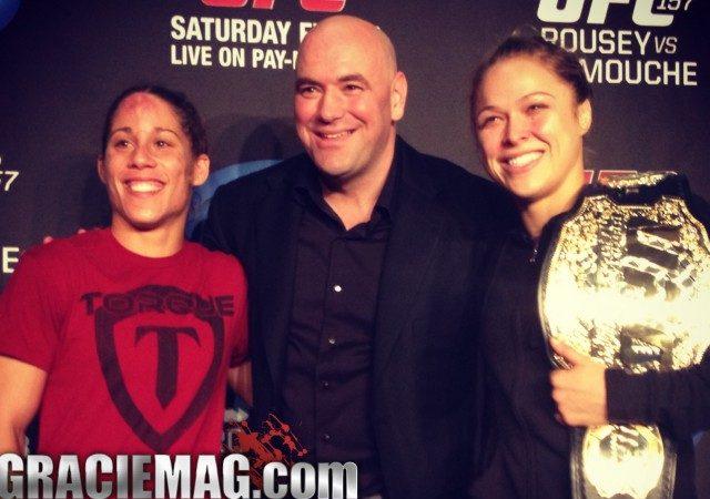 As 5 melhores tiradas de Dana White após o UFC 157