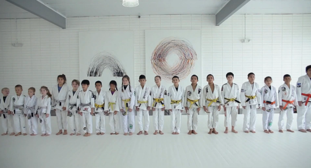 Art of Jiu Jitsu Kids Ready for IBJJF Kids Pan Ams!