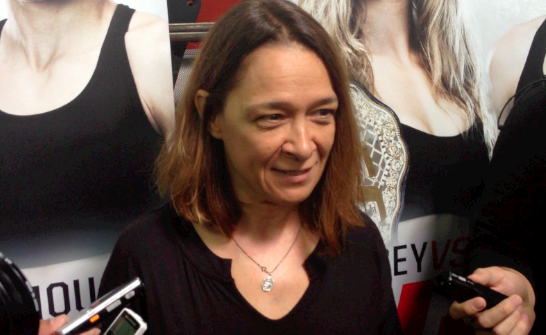 UFC 157 VIDEO: Ronda Rousey's Mom Says There's More to Ronda Than You Know