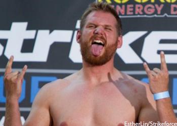 Josh Barnett recusa UFC e deve fechar com outra organização. Foto: Esther Lin/Strikeforce