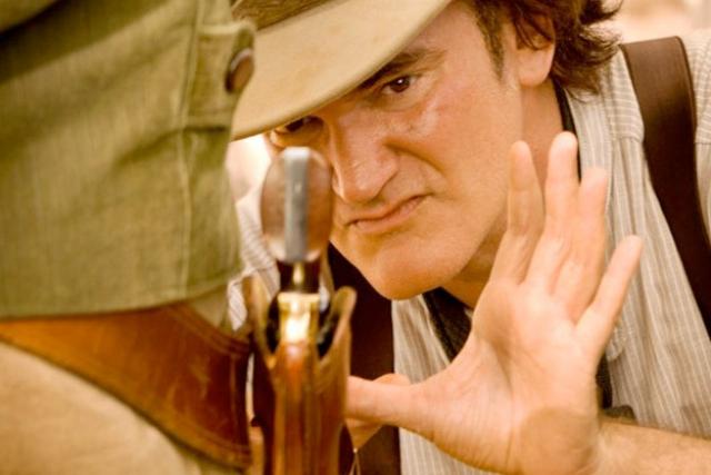 Tarantino venceu seu segundo Oscar como roteirista por Django Livre. Foto Divulgacao