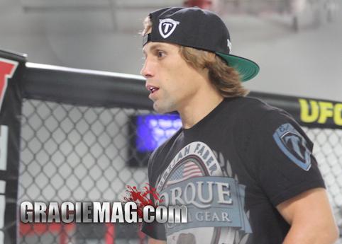 UFC 157 VIDEO: Urijah Faber Talks Title Shots, Having Duane Ludwig as Coach