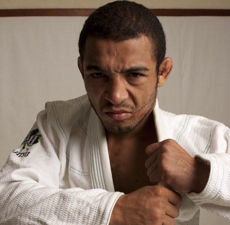 Veja José Aldo treinando de kimono para enfrentar Edgar no UFC 156