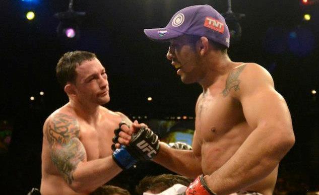 Confira as melhores imagens do UFC 156