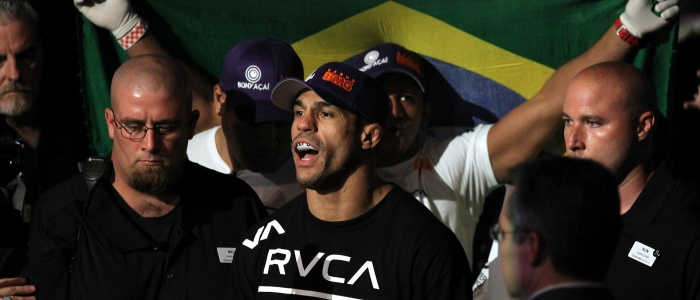 Com Belfort no card, próximo UFC no Brasil ainda não definiu todos os lutadores. Foto: UFC/Divulgação