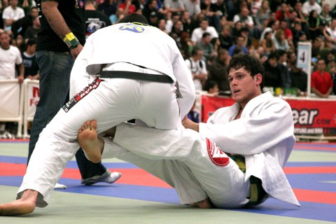 Throwback Thursday: watch Xande Ribeiro vs. Roger Gracie in 2008