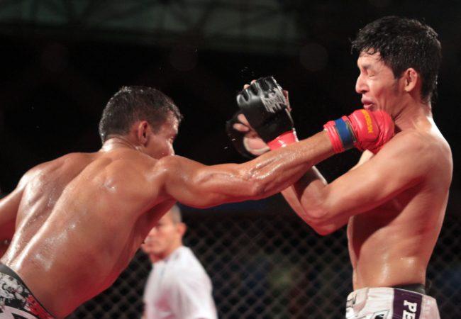 Apenas três de dez lutas foram realizadas no The Best of MMA 4. Foto: Divulgação
