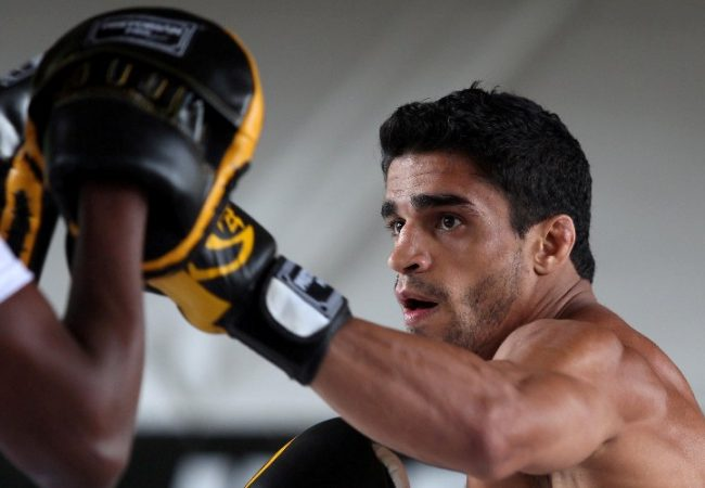UFC on FX 7's Thiago Tavares Denies Steroid Use, Any Wrongdoing