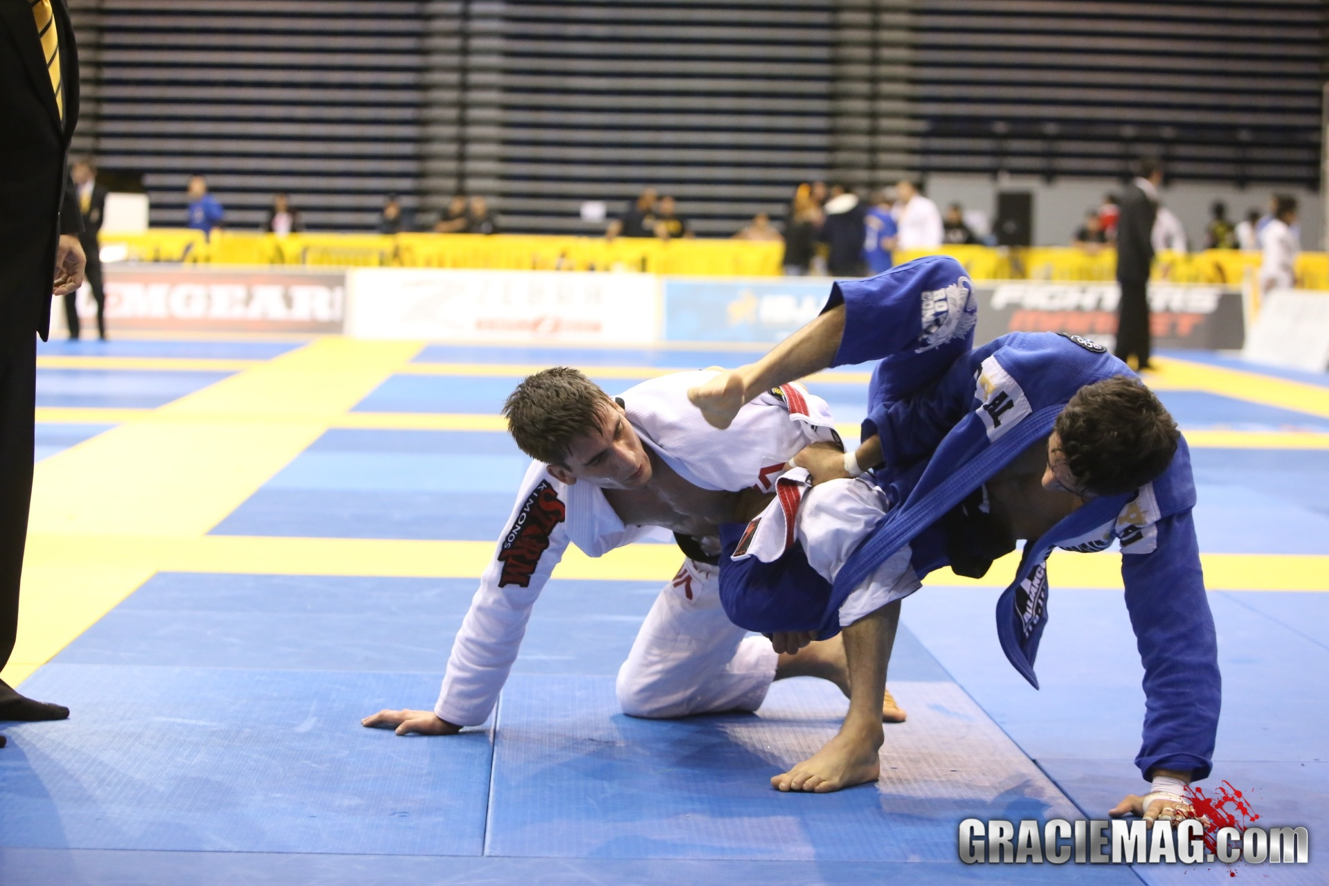 Gui Mendes vs. Laercio Fernandes