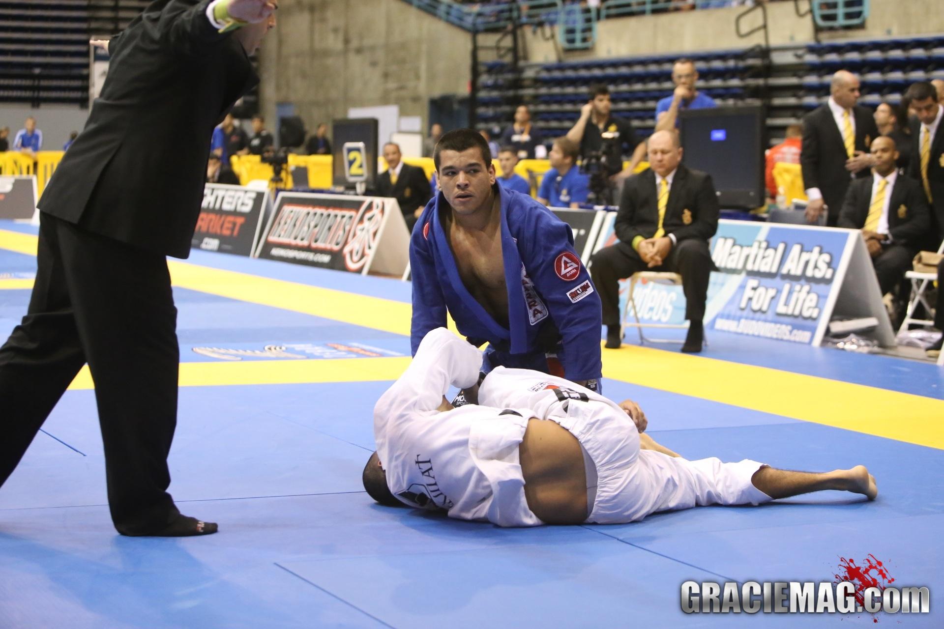 Roberto Alencar vs. Nivaldo Lima