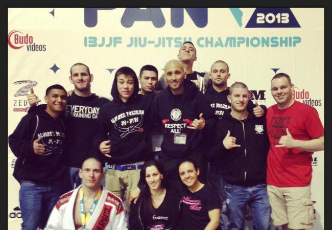 GMA Alvarez BJJ gathers multiple medals at the 2013 Pan