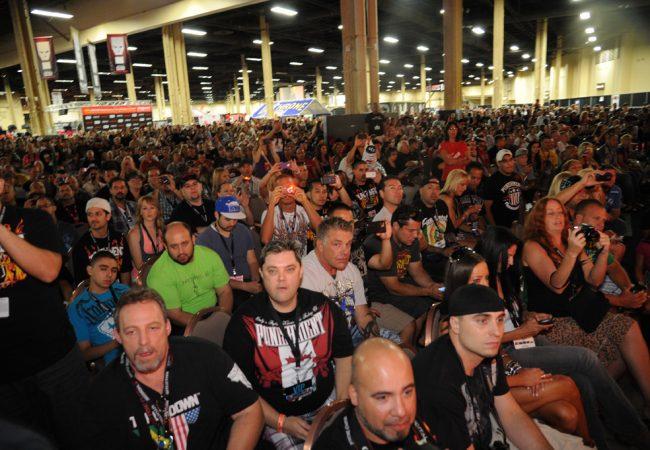 Fan Expo volta a Las Vegas no final de semana do UFC 162