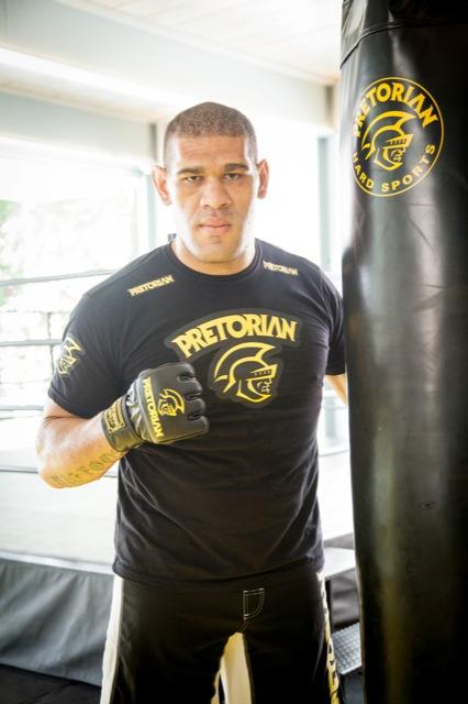 Antonio Pezao UFC