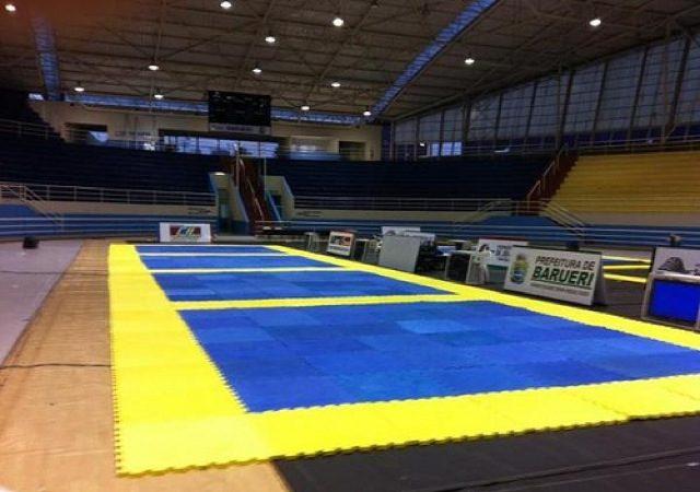 Campeonato Brasileiro de Jiu-Jitsu será em Barueri, SP, em abril