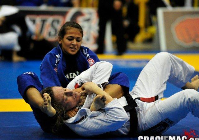 Vídeo: campeã absoluta Bia Mesquita explica o dom que ela nunca teve no Jiu-Jitsu